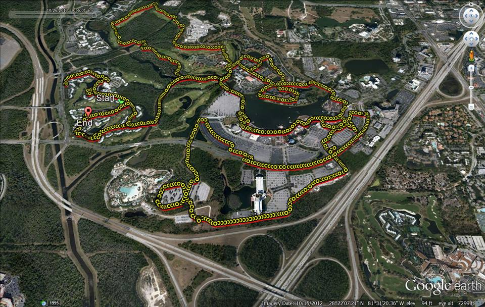 River Country The Nerd Herd - Walt disney world river country map