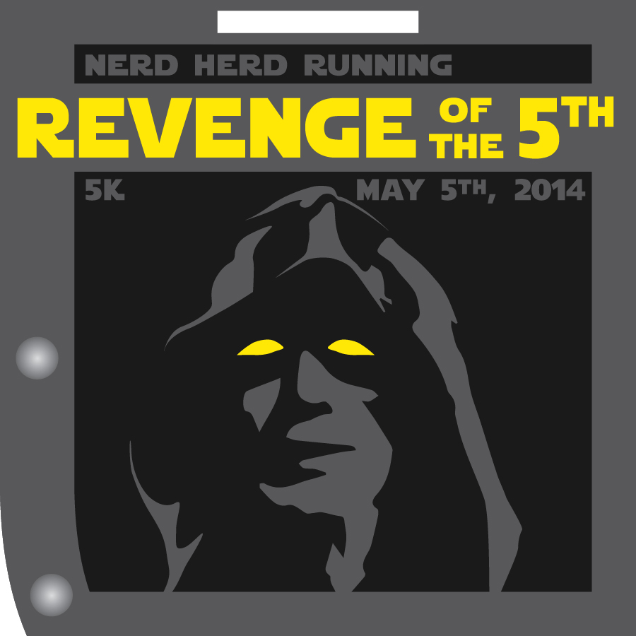 May The 4th Be With You Virtual Run: Revenge Of The 5th 5k