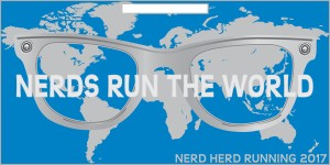 Nerd Herd Running Nerds Run the World MEDAL 2send_3_17